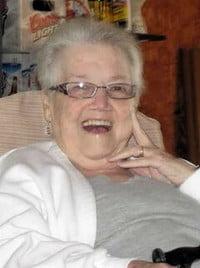 Shirley Ann McCulligh  March 10 2021 avis de deces  NecroCanada