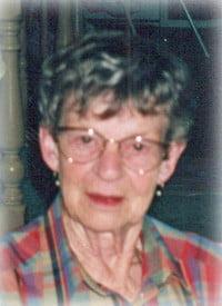 Angela Tessier  August 23 1922
