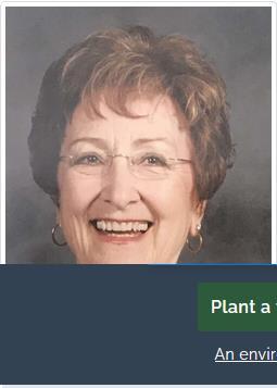 Irene Schlosser  March 31 2021 avis de deces  NecroCanada