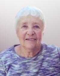 Mme Marie-Paule Robertson Joanisse 1 avril   2021 avis de deces  NecroCanada