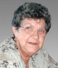 Claire Messier Morel  1935  2021 avis de deces  NecroCanada
