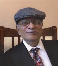 David Sampathkumar Manickam  Friday April 2nd 2021 avis de deces  NecroCanada
