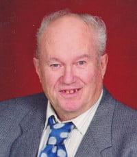 Robert Gordon White  Friday April 2nd 2021 avis de deces  NecroCanada