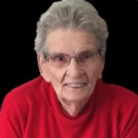 Shirley Anderson  January 16 1926  March 31 2021 avis de deces  NecroCanada