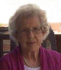 Alice May Johnson McLachlan  April 1st 2021 avis de deces  NecroCanada