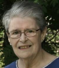 Ann Lousie Isobel Blake Sheppard  Sunday April 4th 2021 avis de deces  NecroCanada