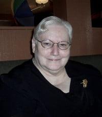 Joan Luella Fossen Wilson  Sunday April 4th 2021 avis de deces  NecroCanada