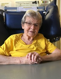 Margaret Joyce Abbott nee Howse
