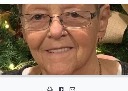 Marie Mai Hache  2021 avis de deces  NecroCanada