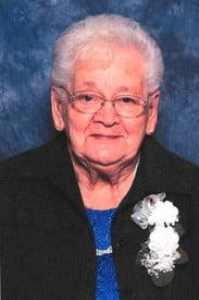 Mary Winnie Hutchinson  April 4 2021 avis de deces  NecroCanada
