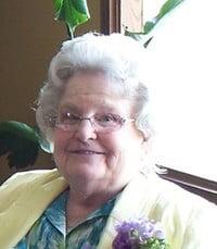 Phyllis Pimperton  Monday April 5th 2021 avis de deces  NecroCanada