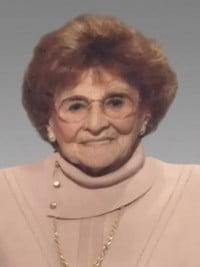 Therese Desjardins  19262021 | décédée le 4 avril avis de deces  NecroCanada