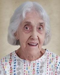 Yvette Berube  1921  2021 (99 ans) avis de deces  NecroCanada