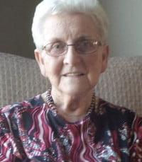 Joyce Burton  April 8th 2021 avis de deces  NecroCanada