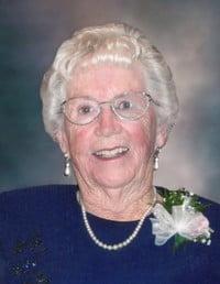 Margaret Carroll O'Keefe  October 17 1924  April 7 2021 (age 96) avis de deces  NecroCanada