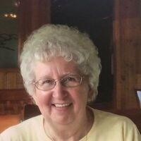 Audrey Florence Pride Bishop  March 31 2021 avis de deces  NecroCanada