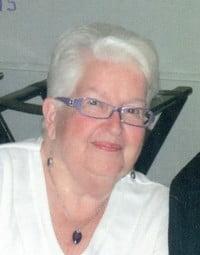 Mary Ricarda Wilmot Van Rengen  April 7 2021 avis de deces  NecroCanada