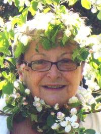 Mme Ginette Robillard  2021 avis de deces  NecroCanada