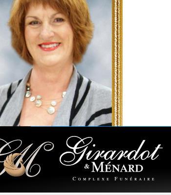 Mme Laurence Carette  6 avril 2021 avis de deces  NecroCanada