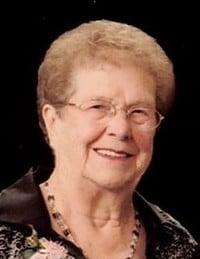 Therese Lucie Dupuis Giasson  1928  2021 (age 93) avis de deces  NecroCanada