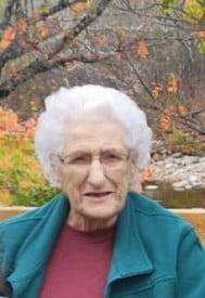 Betty Mae Hawkes  19332021 avis de deces  NecroCanada