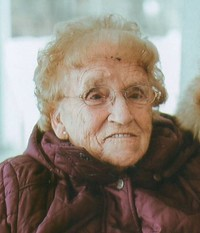Ellaline Marjorie Smith  2021 avis de deces  NecroCanada