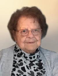 Mme Gabrielle Berube LAVERTU  Décédée le 11 avril 2021