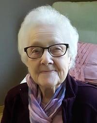 Nora G Allen  January 14 1919  April 10 2021 (age 102) avis de deces  NecroCanada