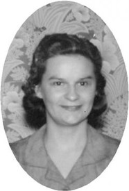Josephine Joan Ford McInnis  19222021 avis de deces  NecroCanada