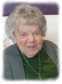 Pearson Glenda Dorothy  2021 avis de deces  NecroCanada