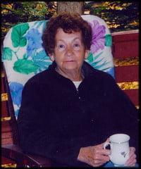 Peggy Angerman  1931  2021 avis de deces  NecroCanada