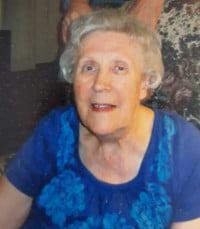 Barbara Edith Wyle  Monday April 12th 2021 avis de deces  NecroCanada