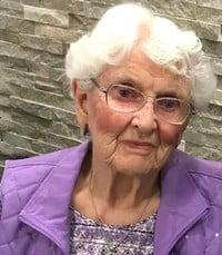Birdena Radmore nee Frizzell  Saturday April 10th 2021 avis de deces  NecroCanada