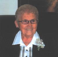 Mary Agnes Isabelle Hutchinson  October 4 1928  April 14 2021 (age 92) avis de deces  NecroCanada