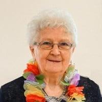 Virginia Govaerts Nee Eykmans  1929  2021 avis de deces  NecroCanada
