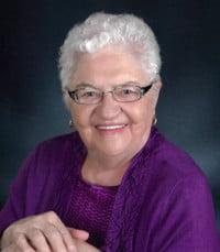 Barbara Ernestine Noel Dykeman  2021 avis de deces  NecroCanada
