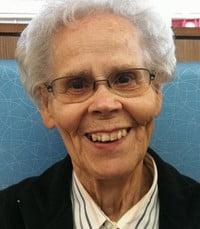 Ferne Ruth Lageer Climenhaga  Wednesday April 14th 2021 avis de deces  NecroCanada