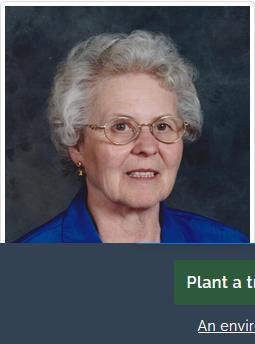 Martha Syrenne  April 14 2021 avis de deces  NecroCanada