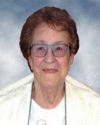 Archambault nee Gravel Bernadette  14 août 1925  14 avril 2021 avis de deces  NecroCanada