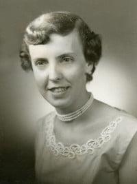 Françoise Dubois 1929 - 2020 avis de deces  NecroCanada