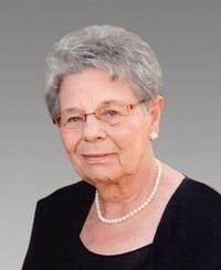 Claudette Jeannine Lambert Favreau  1932  2021 avis de deces  NecroCanada