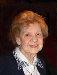 Emily Baker  April 25 1931 – March 28 2021 avis de deces  NecroCanada