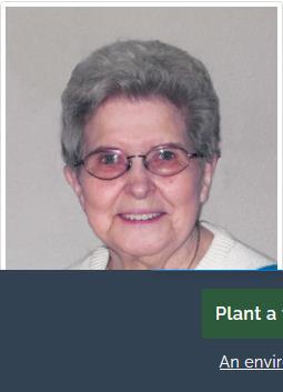 Irene Beauchamp  April 20 2021 avis de deces  NecroCanada