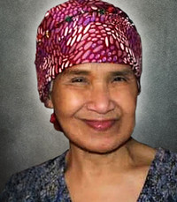 Annie Asuncion Agpalza  Tuesday April 20th 2021 avis de deces  NecroCanada