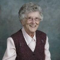 Marjorie Pace  2021 avis de deces  NecroCanada