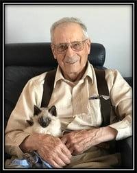 William Frederick DeRoo  1927  2021 (age 93) avis de deces  NecroCanada