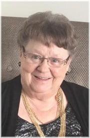 Diana Mary Wallace  19402021 avis de deces  NecroCanada