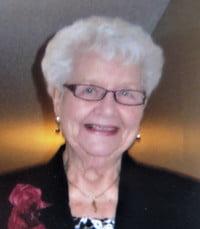 Joan Margaret McLean White  Thursday April 22nd 2021 avis de deces  NecroCanada