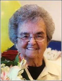 MACDONALD Hilda Mary  2021 avis de deces  NecroCanada