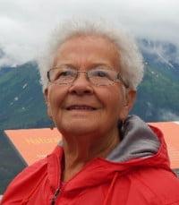 Rita Therese Whalen Vannier  Sunday April 25th 2021 avis de deces  NecroCanada